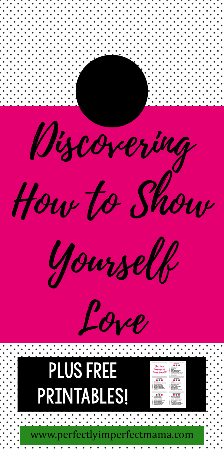 We need to find ways to show ourselves love, and then we need to make sure we regularly take time to do so. But how in the world do we find ways to show ourselves love? Read on for a tip and printable to help you get started!