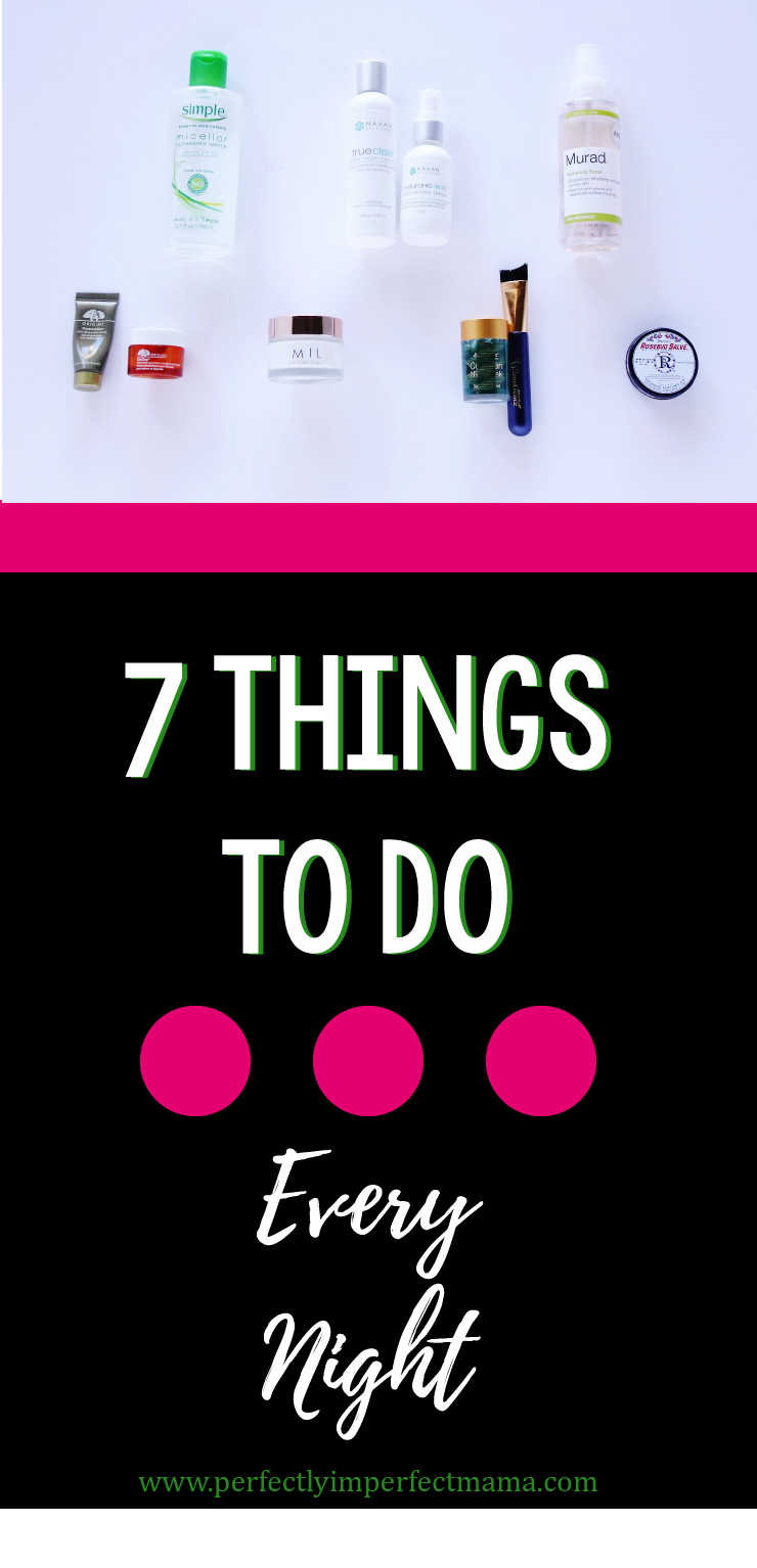 A successful morning begins the night before, and these 7 nightly to-dos will set you up for a great day, every day.