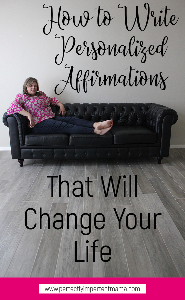 ur words are powerful! With that knowledge in place, we can use affirmations to improve our days. Follow this six-step process to create your own personalized affirmations and watch your life change.