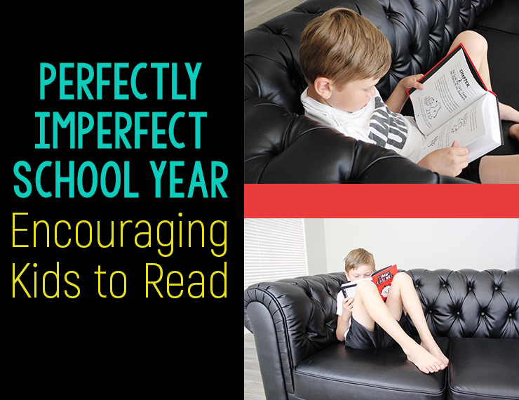 Encouraging kids to read is challenging enough, but getting them to do school reading is even tougher! Most kids have a natural inclination to hate anything homework related, so this is a hard challenge to tackle. Here are 7 tips to help encourage your kids to read, no matter how reluctant they are.